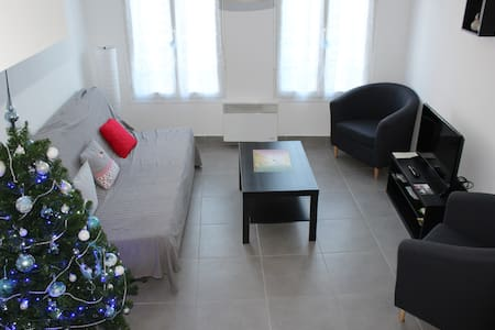 """Le Ch'ti Champenois"" appartement f3 duplex 65m2 - Épernay - อพาร์ทเมนท์"