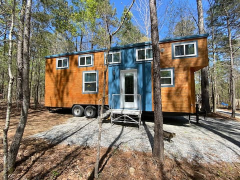 🌲🏡🌲Tiny House Art Studio, Creative Stay For Two.