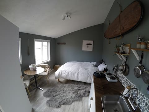 Private Suite in Heart of Downtown Smithers