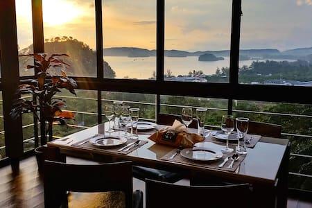 The Hilltop Sunset Villa **Aonang**