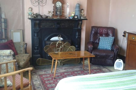 Ancient Villa IN City, clean,breakfast. Great pets - New Plymouth