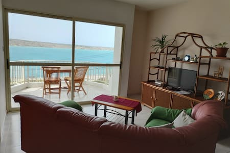Mellieha Bay (Ghadira) Apartment