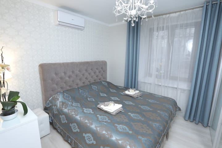 Сozy room in a hospitable house