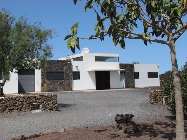Villas Mavadel(Type A), Lajares, Fuerteventura.