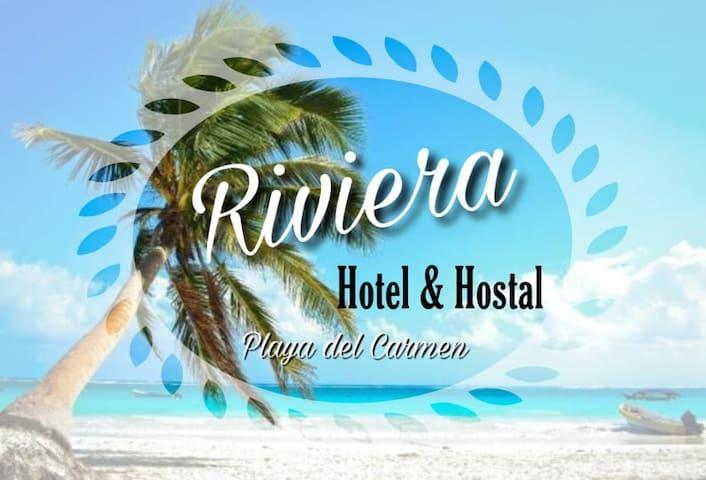 Riviera Hotel & Hostal con Excelente Ubicación!