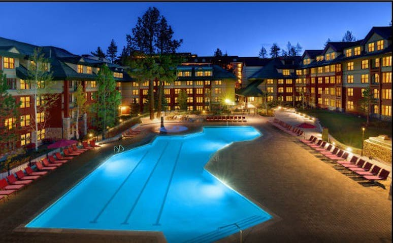 Marriott's Timber Lodge Two Bedroom May 26-29 - South Lake Tahoe - Condomínio