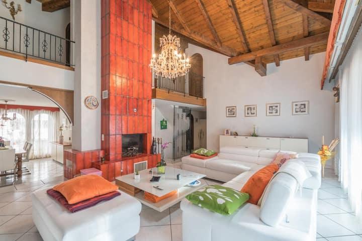 Villa Romantica - ein Haus mit Charme und Platz