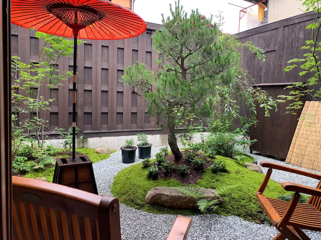 Authentic Garden and Old Stylish House『Shiori』