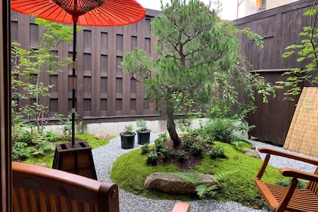 Authentic Cultural House-Garden <Shiori >1075sq.ft