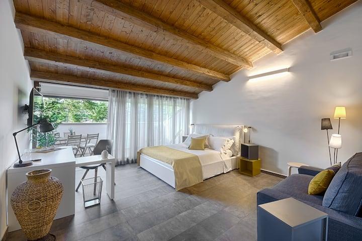 Suite Andrea Camilleri a 300m dal Duomo di Ibla