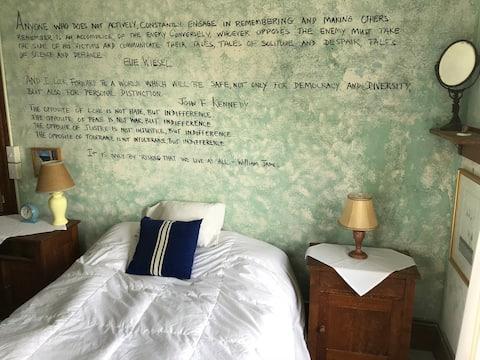 Malaga Island Room