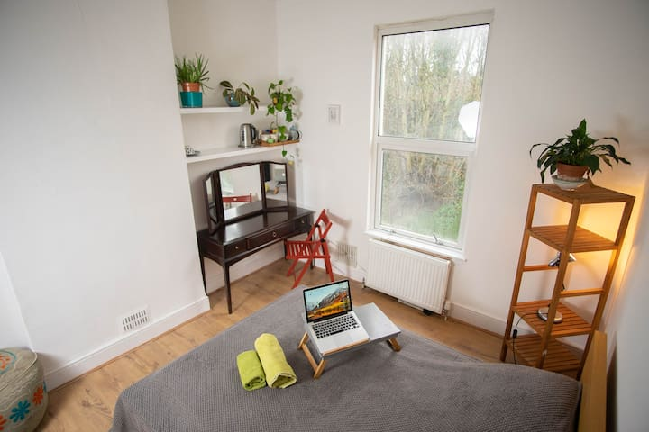Sunny room at the heart of Gloucester Rd