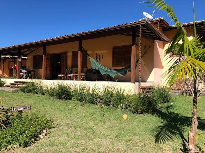 Casa de campo na Barra do Sana