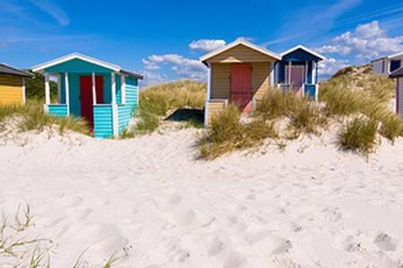 Large lovely summer house at the beach - Höllviken - Casa