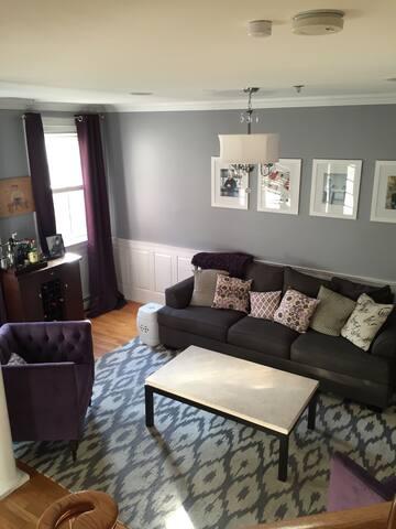 Spacious Gaslight District Home - Boston - Dům