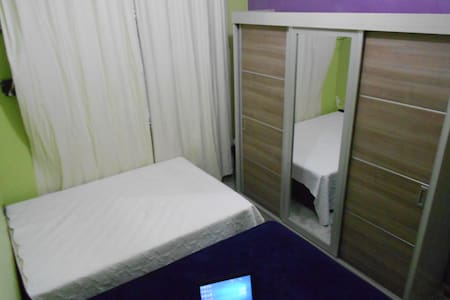 quarto 2 camas casal ilha do governador - Rio de Janeiro