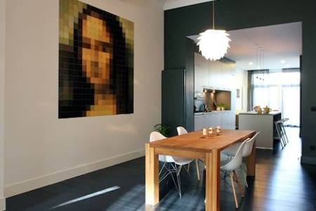 Luxury apartment with garden - central located - Brussel