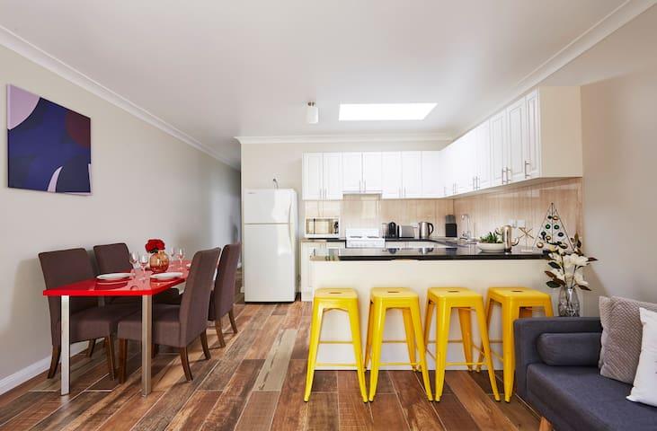 New 3 Bedroom terrace in Sydney (Rozelle/Balmain)