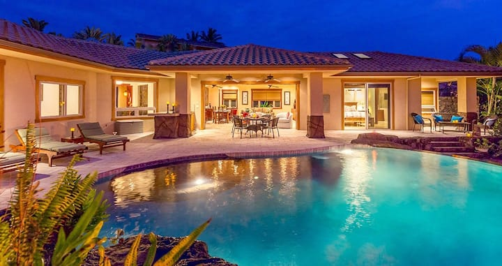 Exclusive area/Private saline pool/Fantastic Views