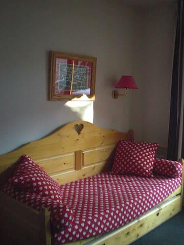 Appartement T2 Risoul 1850 pied des pistes