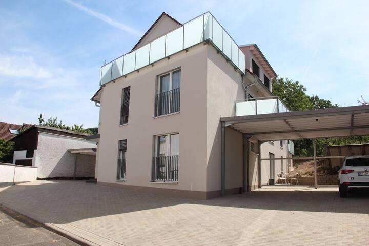 Räuschberg-Apartment, direkt an FrankfurtRheinMain