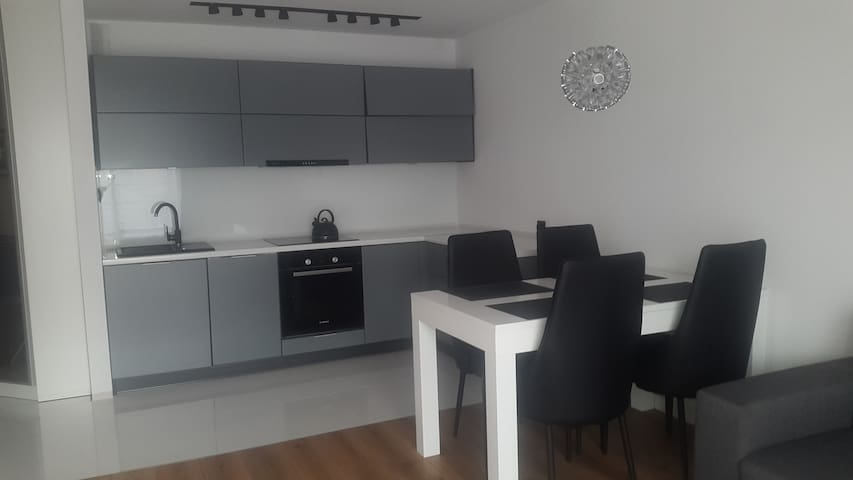 comfortable and modern apartment - Wrocław - Appartement