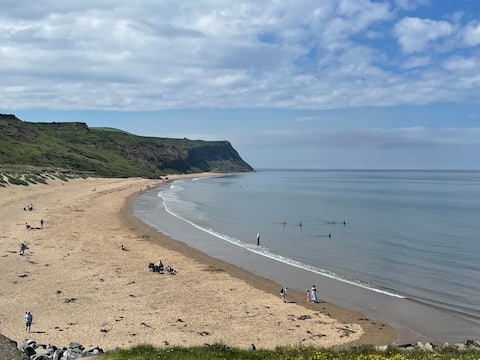 2 bed  holiday let - close to Skinningrove