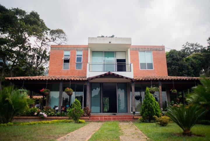 Cabaña Villa Trinidad - Ecohostal