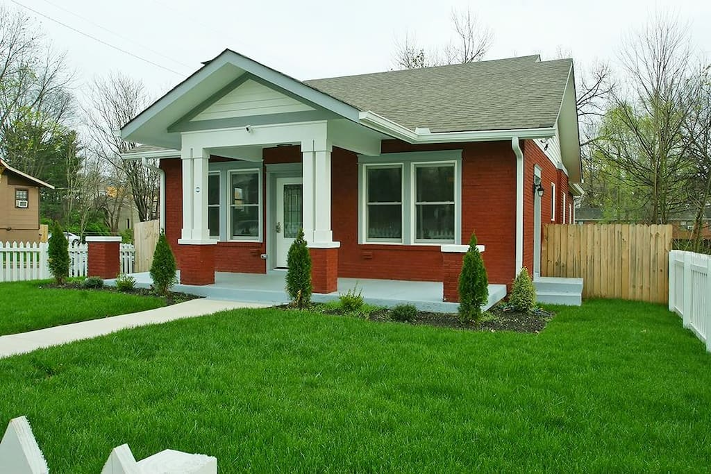 Newly Renovated Historical East Nashville Bungalow