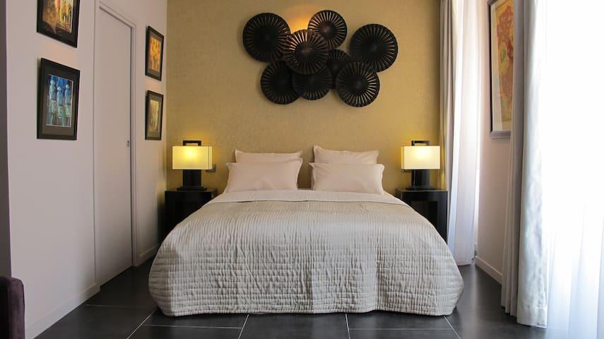 Luxury Appartment plein coeur de St-Tropez - Saint-Tropez - Appartement
