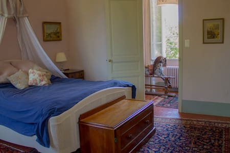 Family suite in unspoilt Provence village - Le Val - Bed & Breakfast