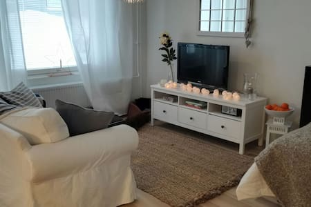 Cute and stylish little home for 2 - kivistö - Apartment