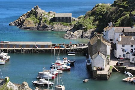 No 2 Peak House, Polperro, Cornwall - Polperro