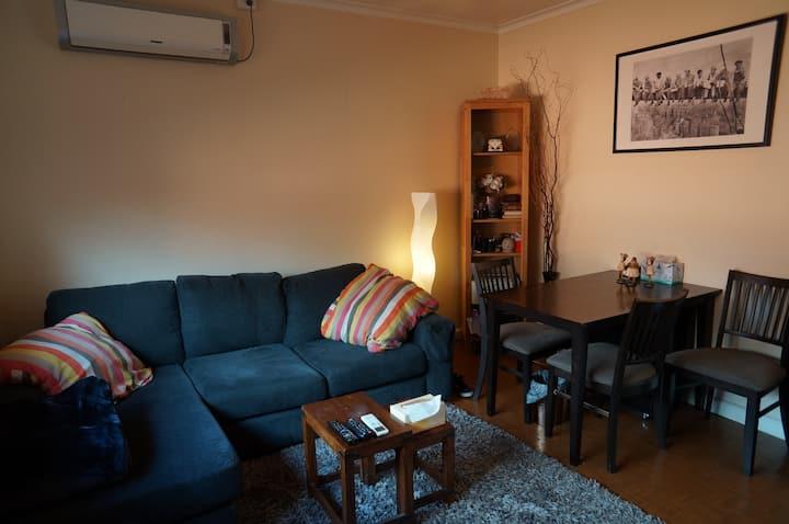 Warm, Inviting and Entire Home + WiFi + Aircon