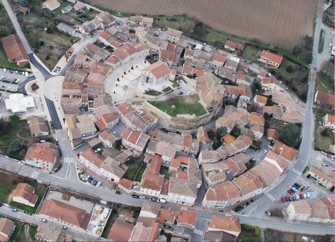 Appart indépendant village de caractère - Alixan - Pis