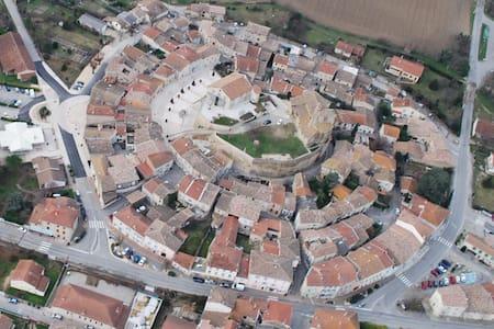 Appart indépendant village de caractère - Alixan - Apartment
