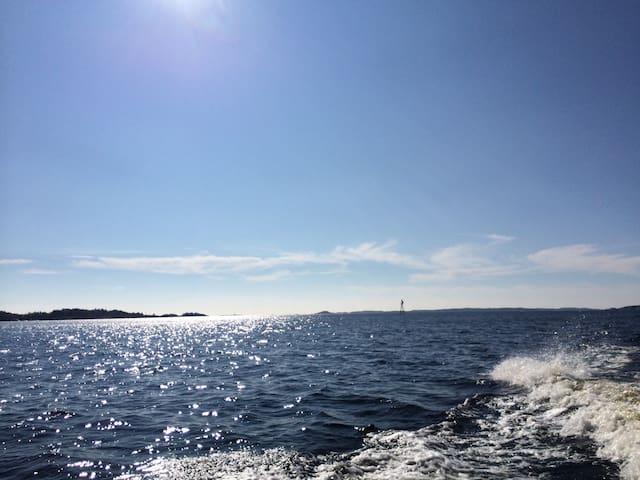Leilighet med sentral beliggenhet - Kristiansand