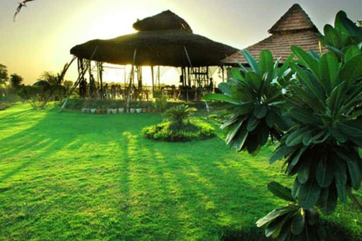 Dream Island Farm Stay ~ Damdama Lake, Gurgaon