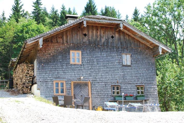 Schipplbadstube - Gemeinde Annaberg-Lungötz - Hütte
