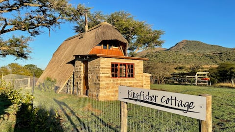 Tugela River Lodge: Kingfisher Cottage