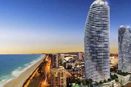 ORACLE RESORT- BROADBEACH 2 Bedrooms 2 Bathrooms - Broadbeach