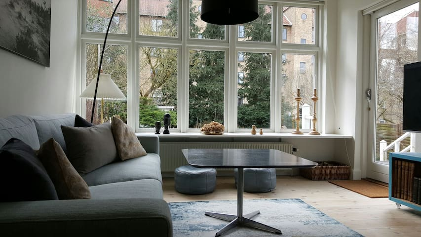 Lovely country house in Copenhagen - Valby - House
