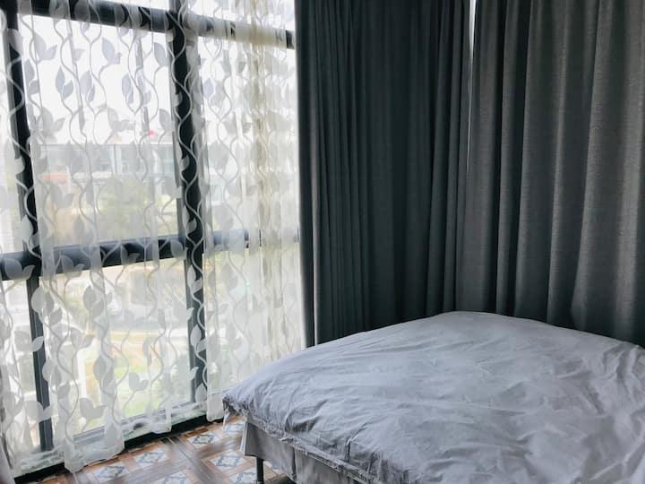 南京|爱涛路颐和美地庭院景观三层六卧中式精装房