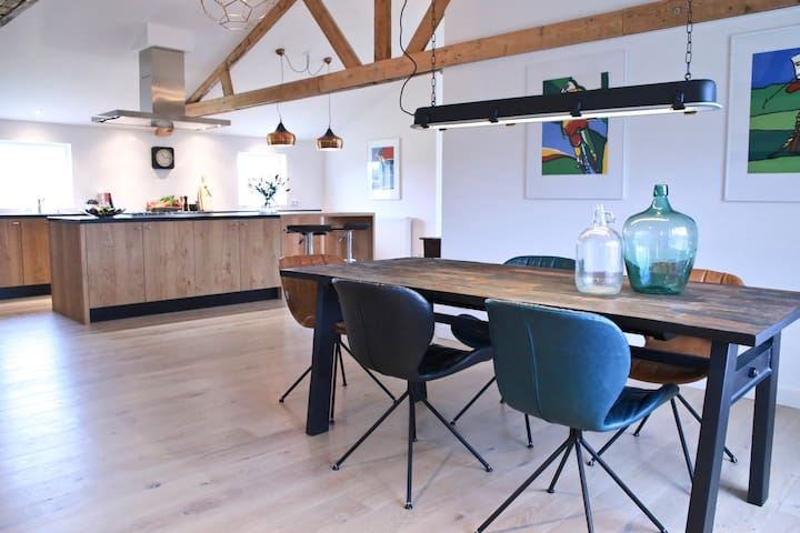Spacious 125m2 country apartment near Den Bosch - Den Dungen