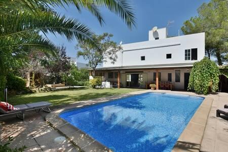 Villa céntrica en Santa Ponsa, al lado de la playa - Santa Ponça