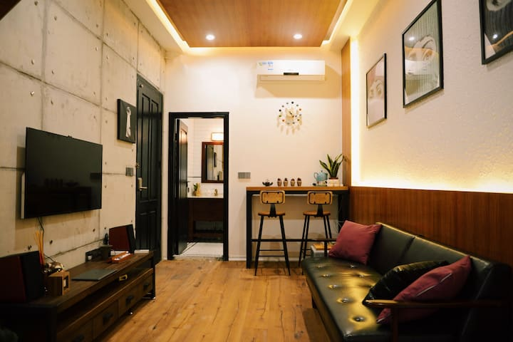 Nomads Glass House 【Liurong Temple】订五天送一天!!! - Guangzhou Shi - Appartement