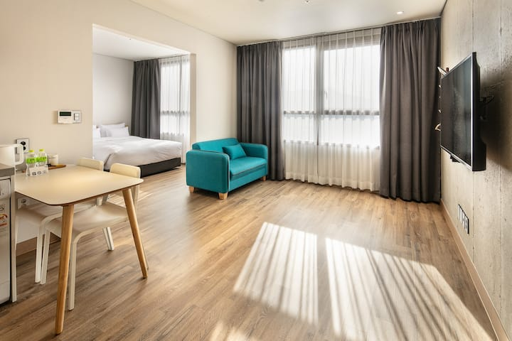LACOZi STAY SEOUL : FAMILY SUITE ROOM : 온돌개별난방
