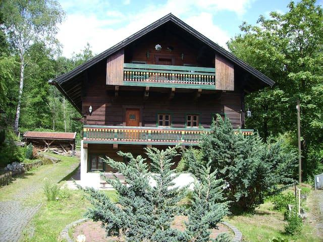 20 % Rabatt bei einem Aufenthalt ab 5 Tagen - Aicha vorm Wald - Apartment