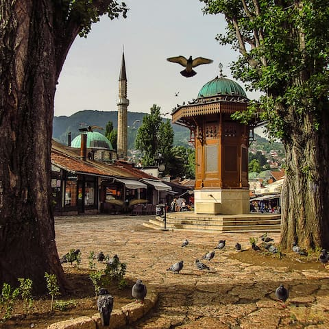 SARAJEVO Great Location Cozy - Saraybosna