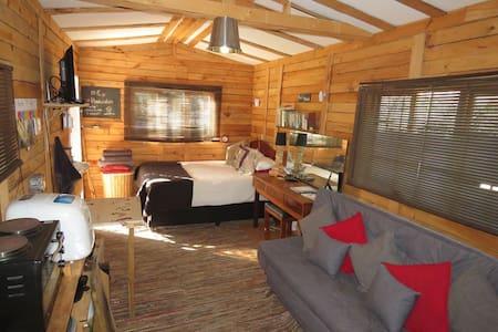 Tesselaarsdal wooden cabins